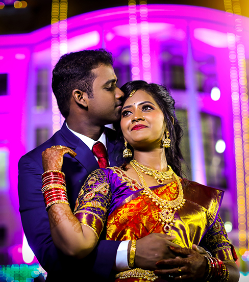 Wedding Photographer In Chennai Aliens Photography